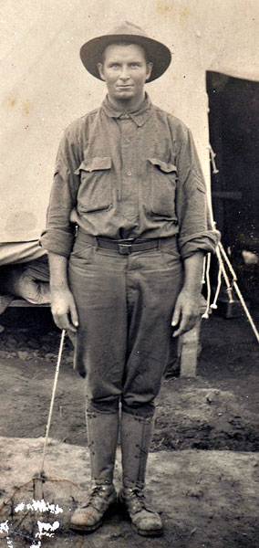 Private Daniel D. Vann