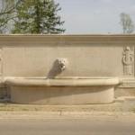 Quentin Roosevelt Fountain - Chamery, Aisne