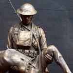Maquette in Bronze