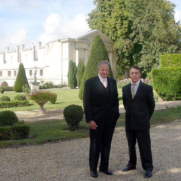 Nimrod Frazer et Thierry Court